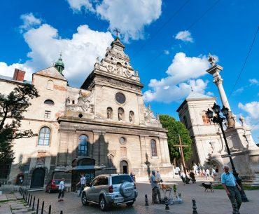 Loty z Bydgoszczy do Lwowa