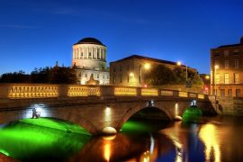 Z Bydgoszczy do Dublina
