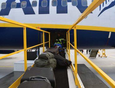 bagaż Ryanair