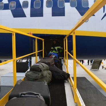Nowe zasady przewozu bagażu w liniach lotniczych Ryanair już od 15 stycznia!