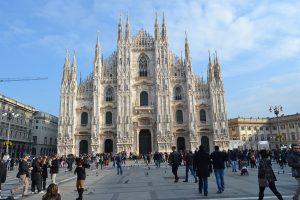 3 dni w Mediolanie