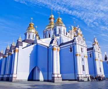 Kijów na piątkę! … czyli 5 najbardziej charakterystycznych budowli w Kijowie