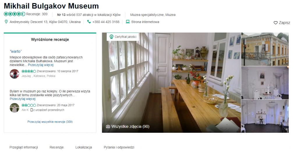 5 najciekawszych muzeów w Kijowie