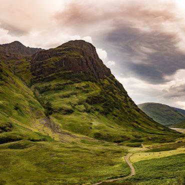 Szkocja. Kraina soczystej zieleni